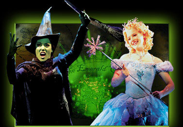 FOR SALE: Cheap Wicked The Musical tickets to the Apollo Victoria Theatre London
