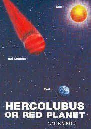 FOR SALE: Alcione Association Offers Free Copy Of Book 'Hercolubus Or Red Planet'