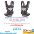 FOR SALE: Don't Buy Used. Keep Your Baby Safe – On Sale Ergo 360-$99.95