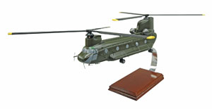 FOR SALE: CH-47 Chinook Model Helicopter