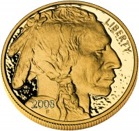 FOR SALE: 2010 $50 Gold Buffalo Tribute Coin