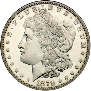 FOR SALE: Morgan Silver Dollars