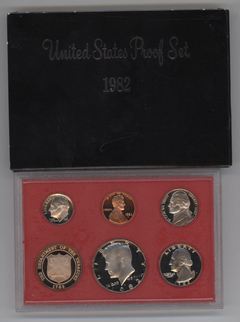 FOR SALE: 1982 United States Mint Proof Set