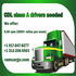 JOB OFFERED: CDL class A drivers is needed