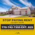 RENT / LEASE WANTED: Stop Renting and Own Your Own Home!