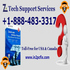 SERVICES: Call at +1-888-483-3317 for ZoneAlarm Tech Support