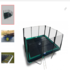 FOR SALE: 2019 Best 10'ft Outdoor Trampoline With Enclosure On Huge Discount