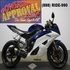 FOR SALE: 2011 Used Yamaha R6 for sale U2887